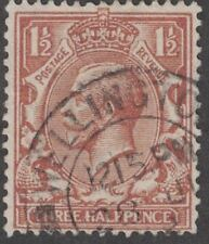 Gr 00004000 eat Britain Sc161b King George V (used) 1912