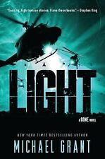 Light: A Gone Novel: By Michael Grant