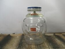 DIAMANT GLASS PIGGY BANK NO RESERVE