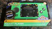 My Arcade 3244 Handheld Game Console - Galaga Pocket Player - 3 Games
