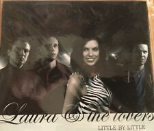 CD PROMO EUROVISION LITHUANIA 2005 LITTLE BY LITTLE LAURA AND THE LOVERS