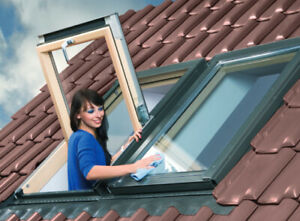 SKYFENSTER - SKY Dachfenster 55x78 66x118 78x118 78x140 + Eindeckrahmen  + ROLLO