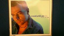 MOLELLA - DESERT OF LOVE. CD SINGOLO 3 TRACKS