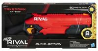 Nerf Rival  TAKEDOWN XX-800 Blaster (pump action) Fast Post AUSSIE STOCK IN HAND