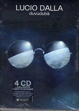 LUCIO DALLA - Duvudubà (the best) (lim. edition) (2019) 4 CD + BOOK