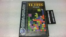 TETRIS PLUS SEGA SATURN PAL