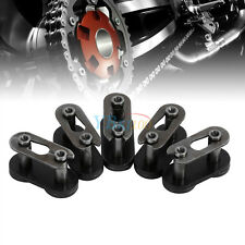 5 Sets 415 Black Chain Master Link 2-Stroke Motorized Bike Gas Engine Parts