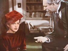 1942 Crossroads Hedy Lamarr Vintage Original Movie Photo Color Tinted 8x10 #20
