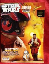 Disney Star Wars Force Awakens Coloring Activity Book Resistance Xwing Squadron