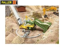 Faller H0 130173 Backenbrecher mit Förderband - NEU + OVP #