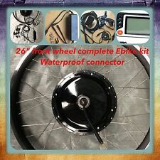 "Electric Bike 36V  500W 26"" Front Wheel Kit ,Ebike Conversion Kit.kits"