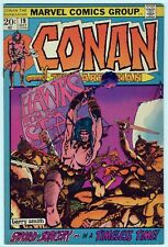 Conan The Barbarian #19 Marvel Comics HIGH GRADE VF+ 8.5