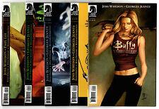 Buffy The Vampire Slayer: Season 8 #1-8, 10-24 (2007) Dark Horse VF+ to VF/NM