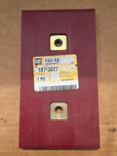 Caterpillar Nos Oem Pad Assembly 187 3827 Cat Factory Parts 1873827