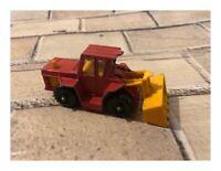 Corgi Juniors Digger - Supplied Loose - Circa 1980s