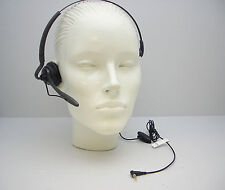 Plantronics CHS142N Headset for Linksys SPA 921 922 941 942 962 Polycom 321 331