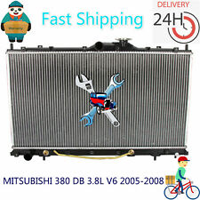 Premium Radiator Fits MITSUBISHI 380 DB 3.8L V6 2005-2008 Auto/Manual