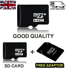 32GB clase 10 Micro SD Micro SDHC TF Flash tarjeta de Memoria con Adaptador Gratis Reino Unido