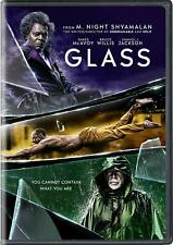 New Glass Dvd The Movie James McAvoy , Bruce Willis , Anya Taylor Joy 2019
