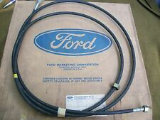NOS Genuine Ford Truck D1TZ-17260-A Speedometer Cable