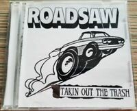 ROADSAW takin out the trash (CD, album, compilation) southern rock, stoner rock