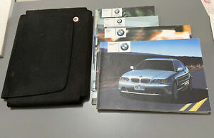 BMW 3 SERIES COUPE OWNERS MANUAL HANDBOOK FOLDER E46 318ci 320 325ci 330ci 330cd