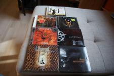 CD Sammlung Moonspell (7 CD´s)