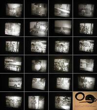 8 mm Film-Privat von 1953-Wirtschaftswunder-Bremen-Lesum-Markt-Burg-Antic Films