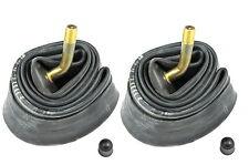 TWO STROLLER/PRAM INNER TUBES 12-1/2 x2-1/4 BENT VALVE MAMAS & PAPAS