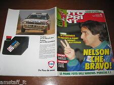 AUTOSPRINT 1990/45=GP F.1 AUSTRALIA=NELSON PIQUET=80 ANNI DA CORSA ALFA-ROMEO=
