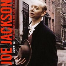 Joe Jackson Steppin' out The A&M Years 1979-89 Greatest Hits CD Very Best of
