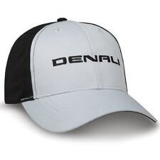 GMC Denali Black and Gray Performance Hat