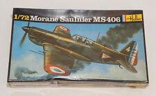 Heller 1/72 Morane Saulnier MS 406 SEALED R9380