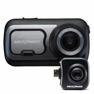 Nextbase 422GW Dash Cam w/BONUS Rear View Camera