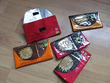 Upcycling Geldbörse, USB- Stick -Tasche  /   Homöop. Globoli Tasche / Portemonai