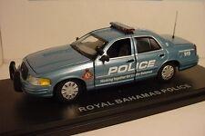 Royal Bahamas Police 2010 Ford  Police Cruiser First Response