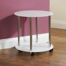 Glass Round Contemporary Tables