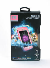 "LifeProof FRE Water Dust Proof Pink/Lime Case 5.5"" iPhone 6 Plus iPhone 6s Plus"