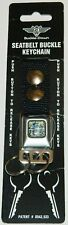 Doctor Who Van Gogh Exploding Tardis Seatbelt Buckle Release Keychain NEW UNUSED