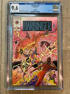 Harbinger #0 Pink Cover (Valiant 1992) - CGC 9.6