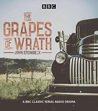 Las Uvas de la Ira Steinbeck, John , Nuevo Libro, (Audio CD) Gratuito y Rápido
