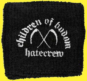 Children Of Bodom Hatecrew Schweißband-Wristband NEU & OFFICIAL!