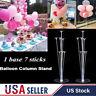 Balloons Column Base Stand Display Set Holder Wedding Birthday Party Decoration