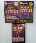 Lot of 3 Robert Kiyosaki Rich Dad books