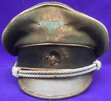 German WW2 officer cap hat