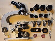 polarizing microscope, USSR, LOMO, MPD-1, МПД-1