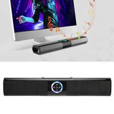 Wireless Bluetooth 5.0 Soundbar Speaker Tv Subwoofer Stereo Home Theater System