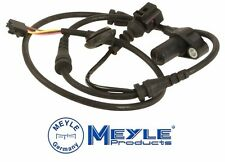 Porsche Audi A6 2003-2004 ABS Wheel Speed Sensor Meyle 1008990097