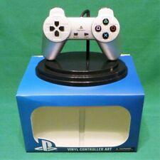 Official PlayStation PS1 Retro Replica Controller Statue Vinyl Art Culturefly