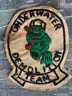 Vietnam War Special Forces Green Beret MACV SOG UDT NAVY SEAL FROGMAN Patch